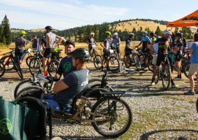 Mountain Bike Race Montana